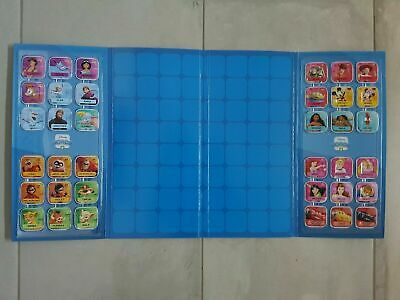 Woolworths Disney Words Tiles all characters - WWS Family Collectible Gift Toy