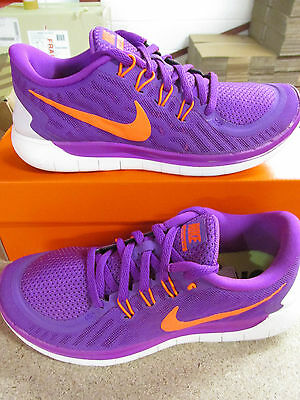 best loved 02675 2091f nike free 5.0 womens running trainers 724383 503 sneakers shoes