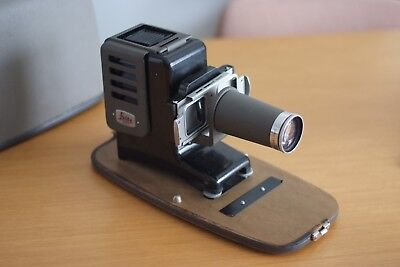 Vintage Leitz Projector, Retro, Made in Germany, Mint, with Case, Rare, Lieca