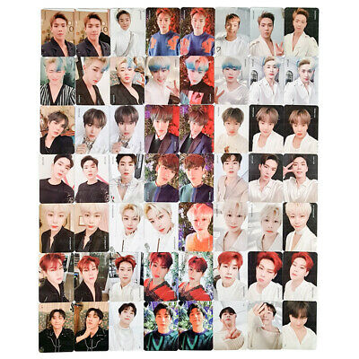 MONSTA X - 2nd Album Take.2 We Are Here Official Photocard SET