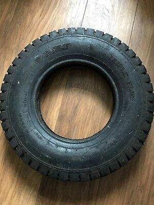 4.50 - 10 Trailer Tyre 8ply MRF Triple Plus