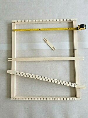 Weaving loom /frame  70cms x 80cms  15mm spacing