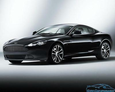 Aston Martin DB9 ECU remap +35 BHP +25 Nm Chip Tuning