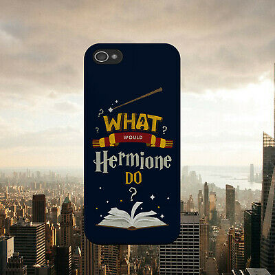 Hermione Fan Love Harry Potter Magical Case Cover fits iPhone and Samsung models