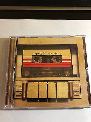 Guardians Of The Galaxy - Soundtrack - Awesome Mix Vol. 1 - Cd!