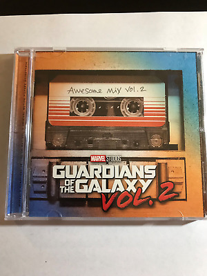 Guardians Of The Galaxy - Vol. 2 - Soundtrack - Awesome Mix Vol. 2 - Cd!!