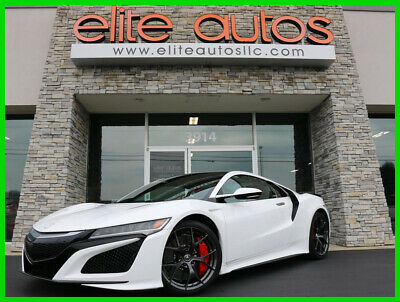 2017 Acura NSX 2017 Acura NSX $197k MSRP every available option TONS OF CARBON 2017 Acura NSX $197k MSRP every available option TONS OF CARBON FIBER 2k miles
