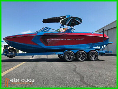 2018 Correct Craft Super Air Nautique G25 LOADED Only 40 Hours STERN THRUSTER
