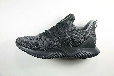 reputable site 8ca1c 9ada4 Adidas AlphaBounce Beyond Womens Kids Athletic Shoes Size 8 Grey B42283