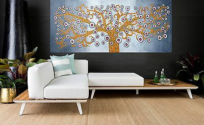 Huge Australia Tree flower Abstract Painting  Art By Jane landscape modern