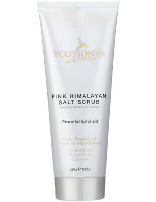 Eco Tan Pink Himalayan Salt Scrub 250Ml Eco By Sonya Driver