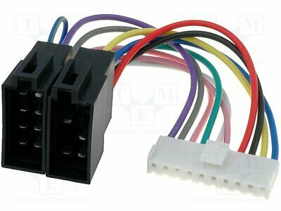 Head Unit Wiring Harness Adapter on