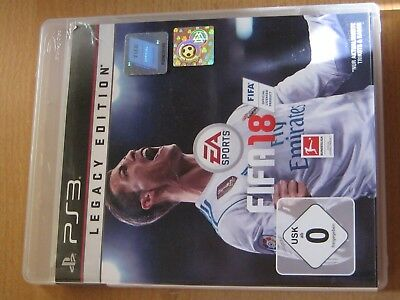 FIFA 18 - PS3 Legacy Edition