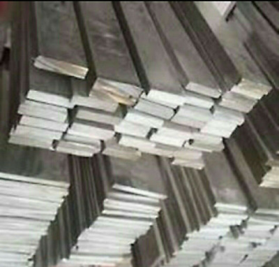 CHEAP - 316 MARINE STAINLESS FLAT BAR-  many length,thickness,width combinations