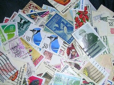 America - U. S. Postage Stamps over 100 stamps mixed in great cond