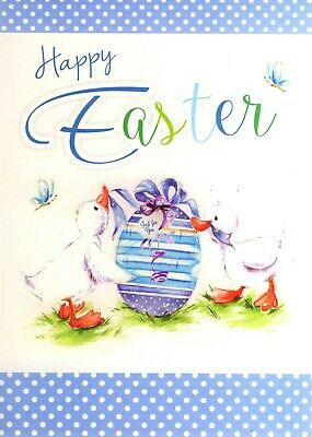 Happy Easter - pack of 5 small easter cards