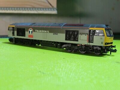 371-357 Graham Farish N 60 60057 Adam Smith BR Coal Sector TMC Weathered
