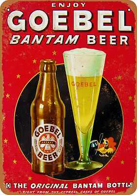 Metal Sign Vintage Look Reproduction Monarch Beer