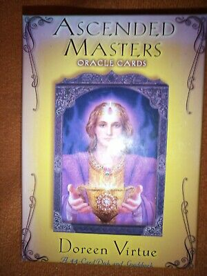 DOREEN VIRTUE Ascended Masters Oracle cards