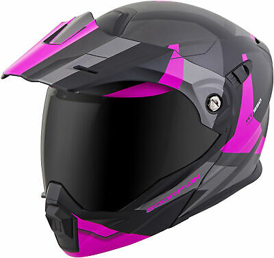 a3628383 EXO-AT950 Modular Neocon Motorcycle Helmet Pink 2X-Large Scorpion 95-1097