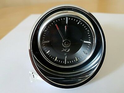 Jaguar Xj Genuine  3.0 V6 D 2013 Rhd Interior Clock Cw93-15000 -Aa Oem