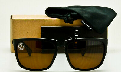 5e7306e1de NEW ELECTRIC KNOXVILLE XL POLARIZED Matte Black Frame OHM Bronze Polar  Lenses
