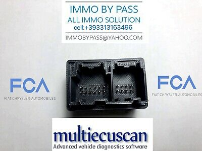 (Immo By Pass) Sgw By Pass Alfa Lancia Fiat Jeep Chrysler Dodge Maserati 2019