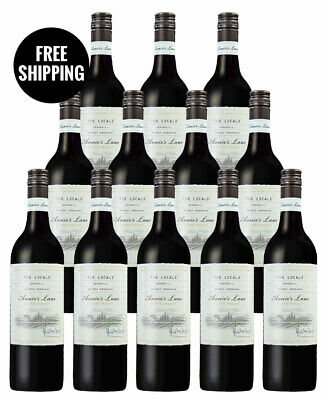 Annie's Lane The Locals Shiraz Grenache 2014 (12 Bottles)