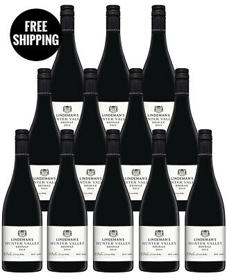 Lindemans Hunter Valley Shiraz 2014 (12 Bottles)