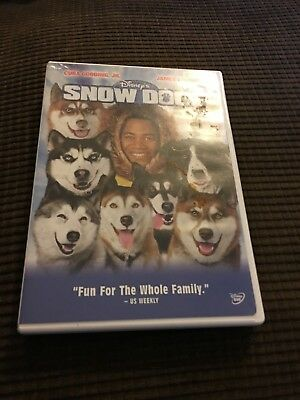 Disney Snow Dogs (DVD, 2002) Used Very Good Condition Free Shipping