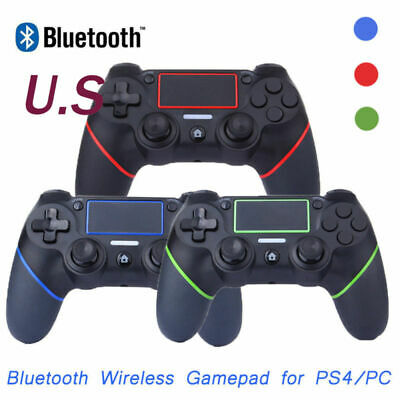 NEW Wireless Bluetooth Gamepad Controller for Dualshock4 PS4 for PlayStation 4