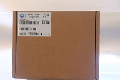 NEW Motorola CRD7X00-1000RR Battery Charger/Charge Cradle