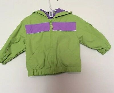 cdda848ab GIRLS LIGHT PURPLE Jacket Coat Size 12 Months By Carters -  10.99 ...