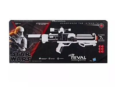 GENUINE NEW Nerf - Nerf Rival Star Wars Stormtrooper Blaster - E2145 - 2273CL