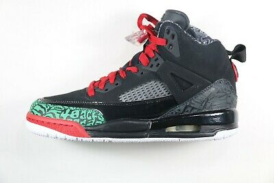 timeless design a0a8d 76d21 Nike Big Kids  Jordan Spizike OG Black Green Red 317321-026