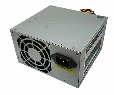 550W ATX Power Supply PSU Silent Fan Desktop Computer PC Gaming