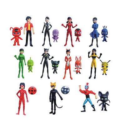 """12x Fortnite Action Figure 4.5/"""" Battle Season 6 Darkness Rises Toy Doll Playset"""