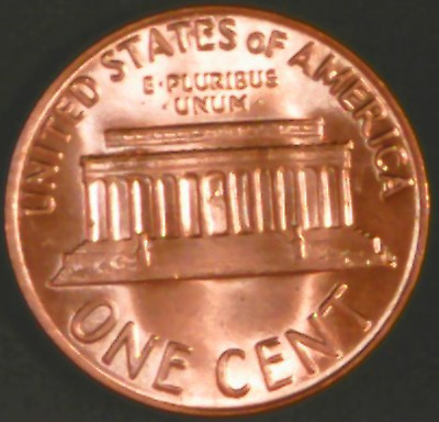 1970 S Large Date Lincoln cent  BU RED OBW