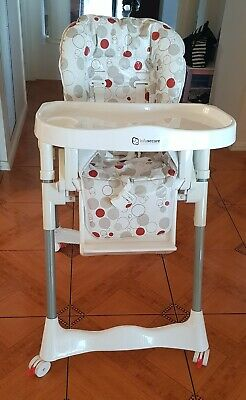 High Chair Infasecure