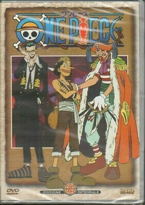 One Piece vol. 2 Edizione Integrale DVD ITA. Shin Vision