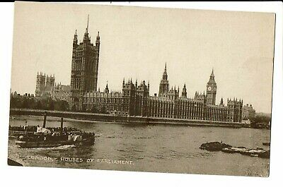 CPA - Carte postale -Royaume Uni -London - Houses of Parliament -VM1073