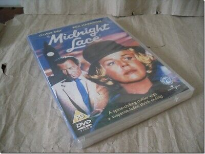 MIDNIGHT LACE - DORIS DAY dvd UK RELEASE NEW FACTORY SEALED