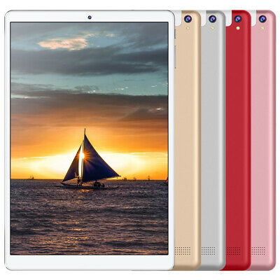 """10.1"""" Android Tablet 8GB+256GB Eight Core Dual Camera Bluetooth Wifi Tablet"""