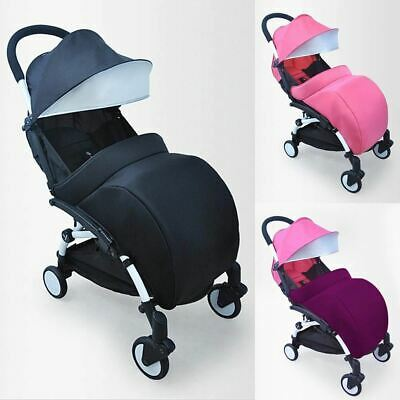 Baby Stroller Foot Muff Cover Windproof Soft & Warm Pushchair Accessories