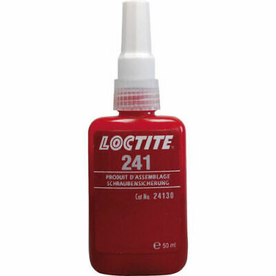 Loctite 241 Threadlocker - Medium Strength Low Viscosity 50ml *DTD5631/1 MOD