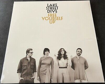 "Lake Street Dive - Free Yourself Up 12"" Vinyl"