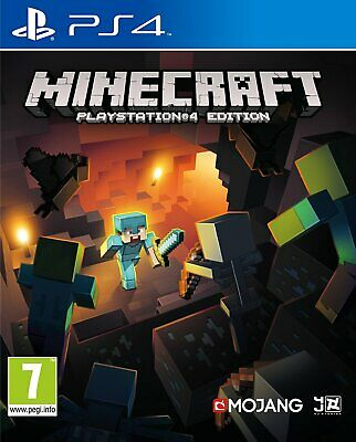 Minecraft | PS4 | No CD