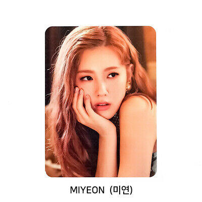 (G)I-DLE 2nd mini album 'I MADE' Official Photocard - MIYEON