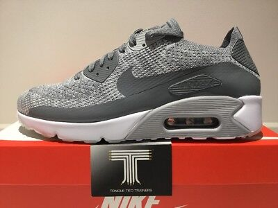 separation shoes 23799 5812b Nike Air Max 90 Ultra 2.0 Flyknit ~ 875943 003 ~ U.K. Size 10.5