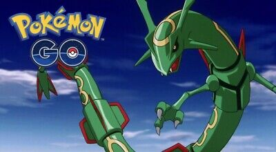 Pokemon Go Rayquaza Catching Service 100% Guaranteed Fast Response